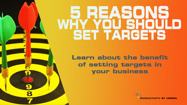 setting the right targets for your company