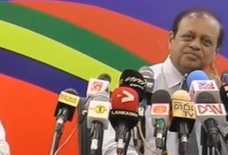 Minister Susil Premjayantha