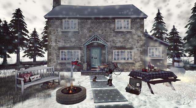 #Winter Cottage