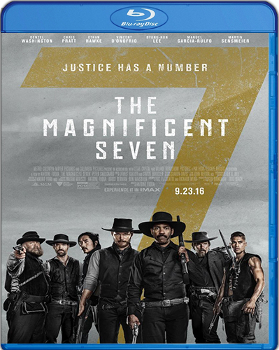 The Magnificent Seven [2016] [BD25] [Latino] [2 DISC]