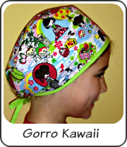 Gorro Kawaii