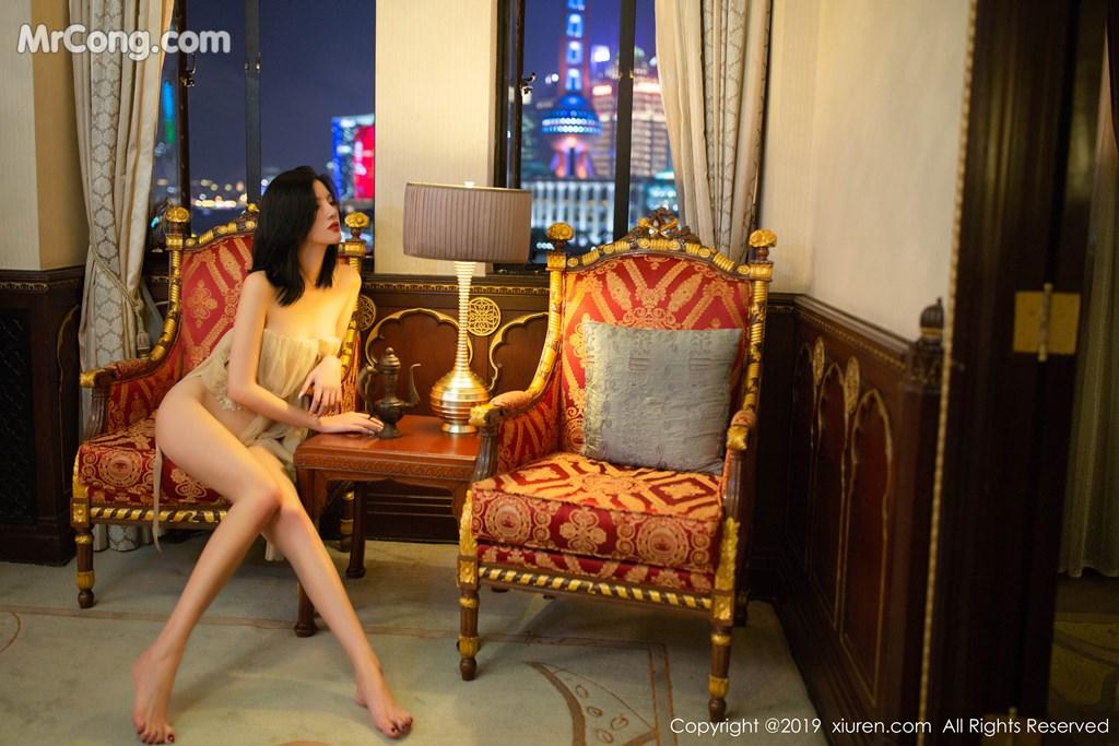 Image XIUREN-No.1668-Jiu-Shi-A-Zhu-A-MrCong.com-064 in post XIUREN No.1668: Jiu Shi A Zhu A (就是阿朱啊) (67 ảnh)