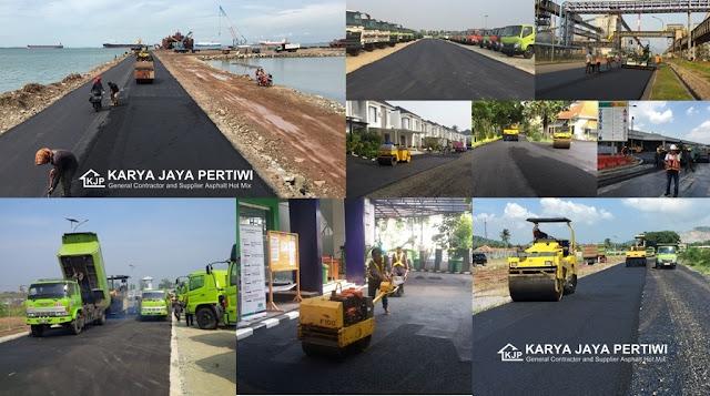 Jasa Konstruksi Jalan Jasa Pengaspalan, Kontraktor Jalan, Jakarta bogor depok bandung tangerang bekasi jawa barat