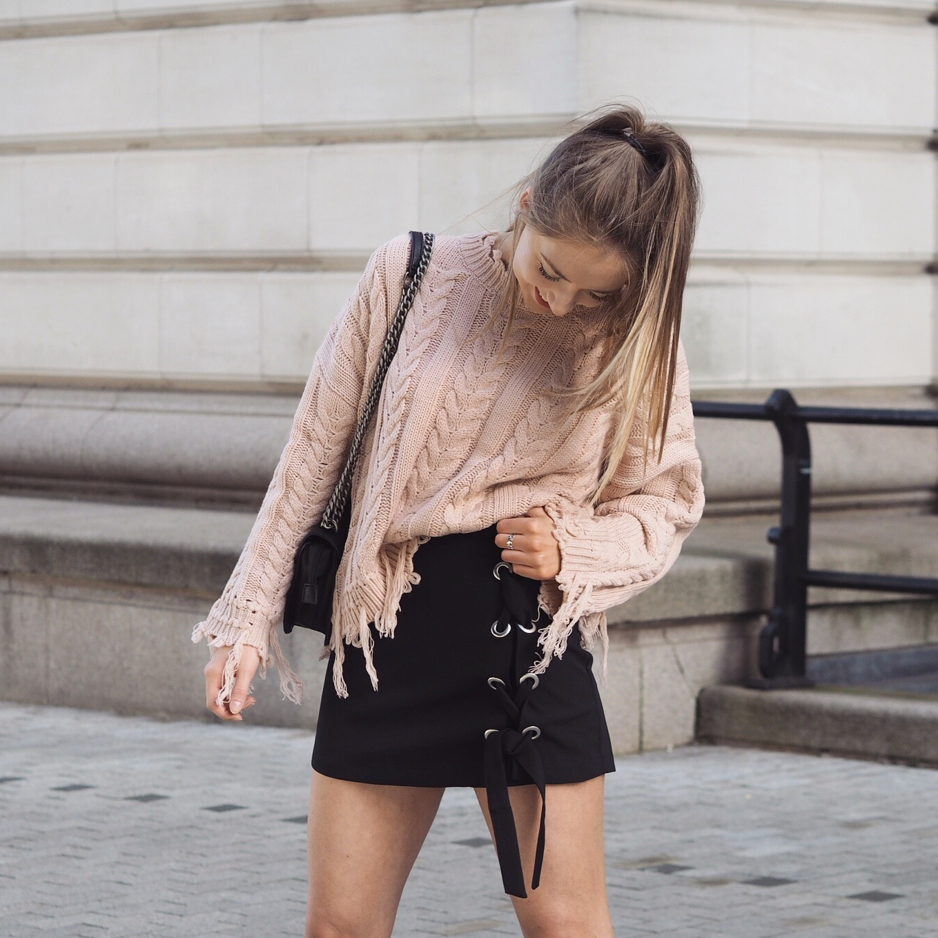 How to style a skort heading into A/W