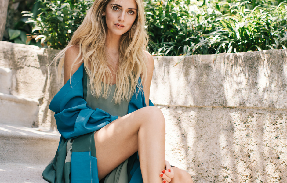 Chiara Ferragni di The Blonde Salad