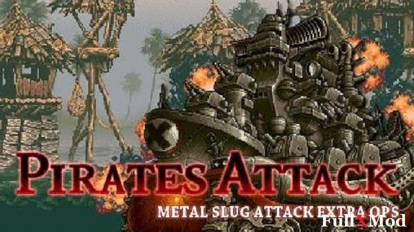 METAL SLUG ATTACK Hack