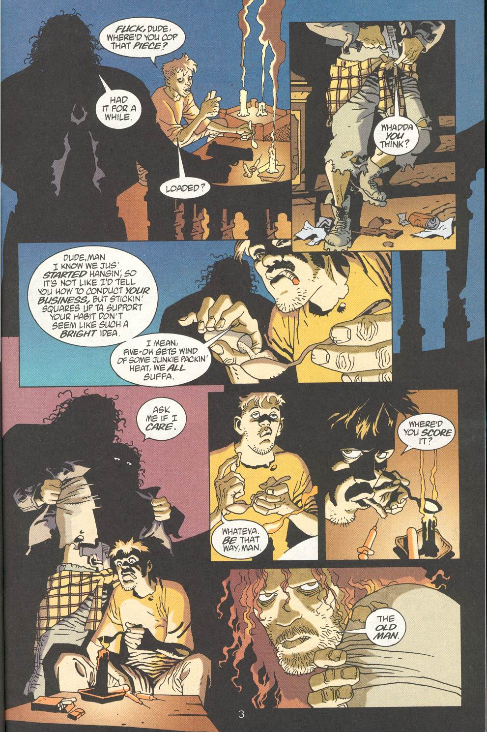 Read online 100 Bullets comic -  Issue #21 - 4
