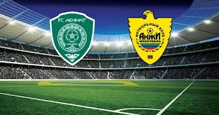 Анжи – Ахмат смотреть онлайн бесплатно 19 апреля 2019 прямая трансляция в 19:30 МСК.