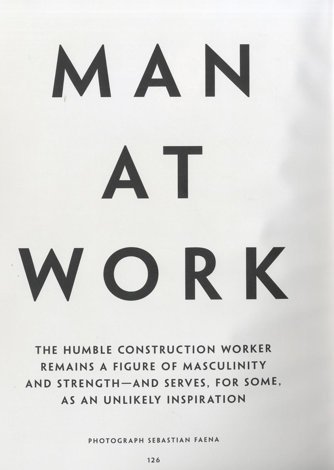 aimee walleston cr men s book print essay the construction worker cr men s book print essay the construction worker