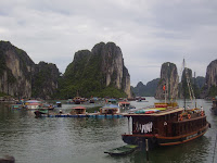 Carlo Capotorto di Bergamo in viaggio per il mondo - Vietnam