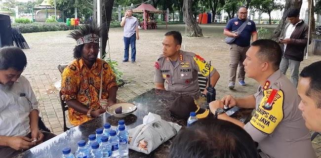 Setelah Diterima Jokowi, Eks Buruh Freeport Dibawa Ke Polda