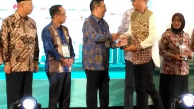 Wawali Mor Bangga Manado Masuk 100 Kabupaten Kota Gerakan Menuju 100 Smart City di Indonesia
