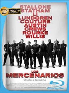Los Mercenarios  2010 HD [1080p] Latino [Mega] dizonHD