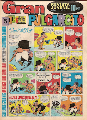 Don Polillo, Gran Pulgarcito nº 2 (2 de febrero de 1969)