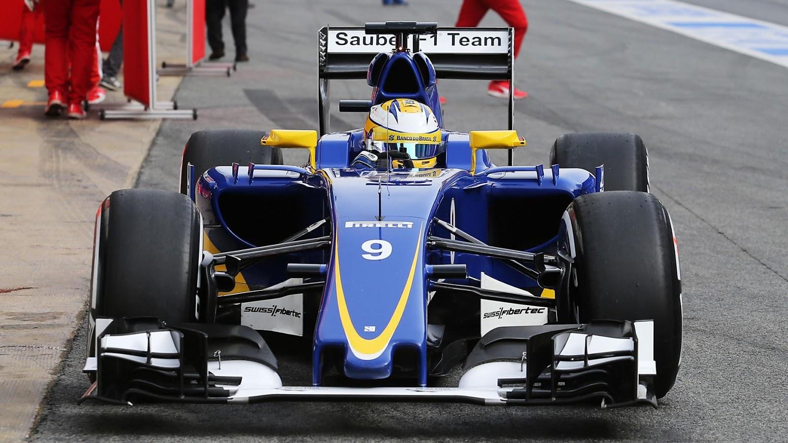 Sauber F1 – C35