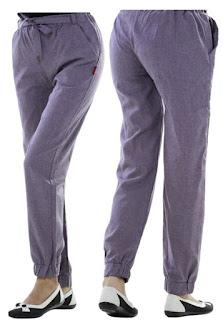 Celana Cewek AZZURA 348-65