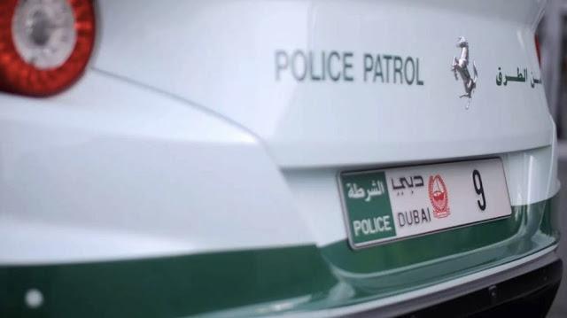 Estrena Dubai placas inteligentes que anuncian si hubo un accidente
