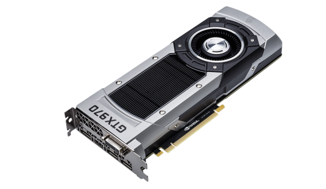 Nvidia GeForce GTX 970 Driver Download