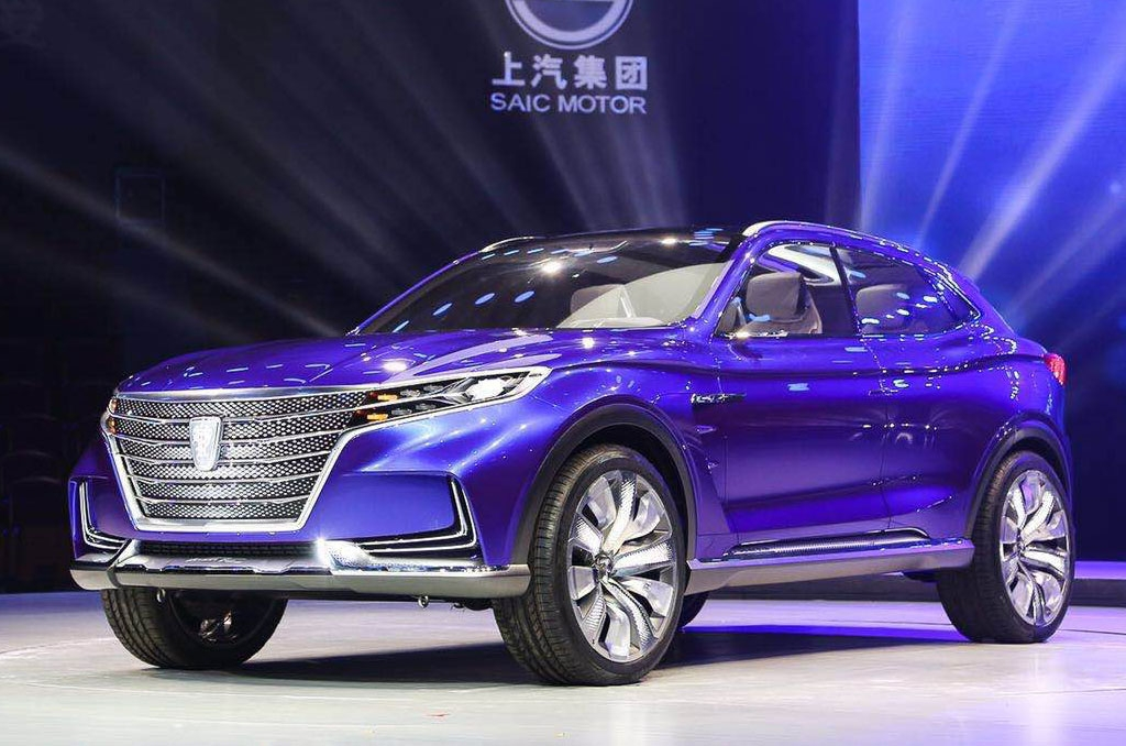 2017 - [Roewe] Vision E Concept Roewe-Vision-E-2