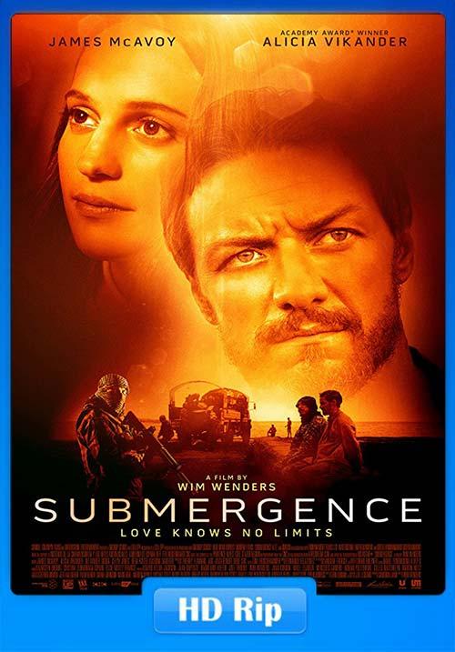 Submergence 2018 720p WEB-DL | 300MB 480p | 100MB HEVC Poster