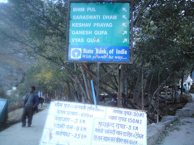 Attractions of the Mana Village near Badrinath in Uttarakhand