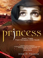 Kisah Putri Kerajaan Arab Saudi