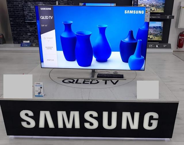 Samsung Q8F QLED 65 inch TV - QN65Q8FNBFXZA