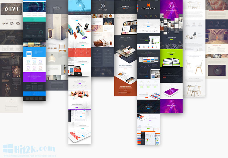 Divi Builder 1.3.5 A Drag & Drop Page Builder For Any WordPress Theme