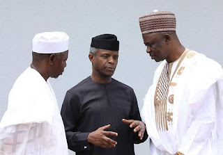 Osinbajo Inaugurates Ocheni, Hassan As New Ministers