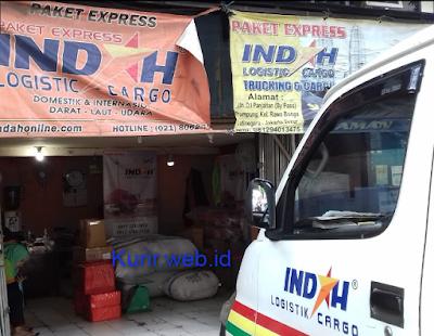 Alamat Agen Indah Logistik Cargo Di Jakarta Timur