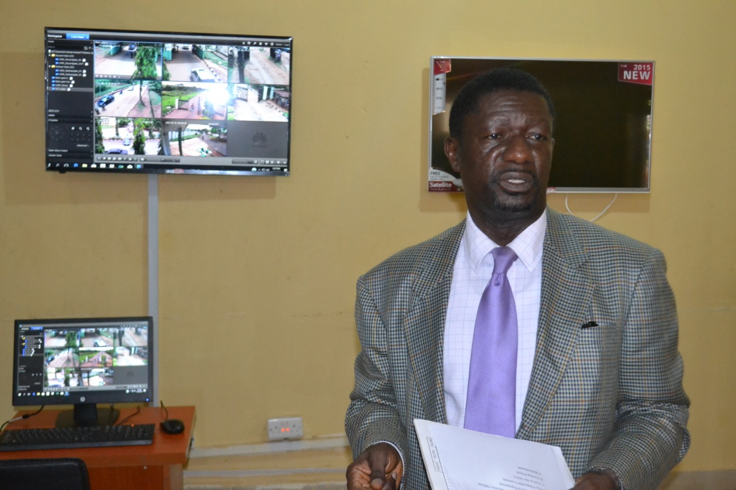 UNN Mounts Video Surveillance Cameras in Campuses