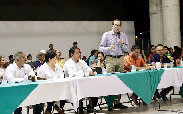 Pescadores de Manzanillo reconocen apoyo de JIPS
