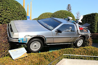 Back To The Future® - The Ride