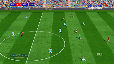 PES 2016 Scoreboard Global TV, SCTV dan NET TV