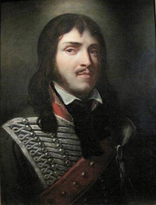 François Séverin Marceau-Desgraviers by François Bouchot, 1840