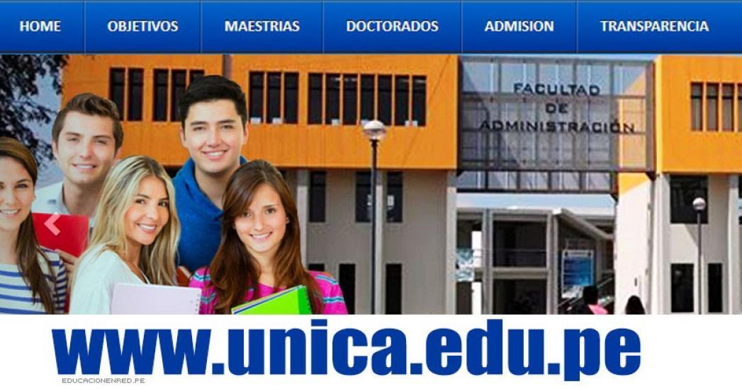 UNICA: Resultados 2017-2 (Jueves 28 Diciembre) Lista de Ingresantes Universidad Nacional San Luis Gonzaga de Ica - www.unica.edu.pe