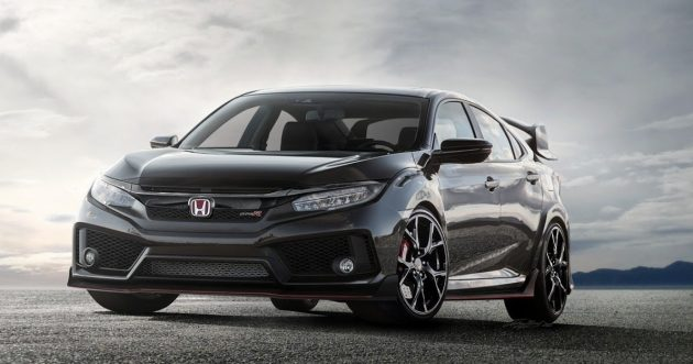 The Honda Civic Type R Is Highest Performance Version Of Made By Motor Company Japan It Features A Lightened And Stiffened