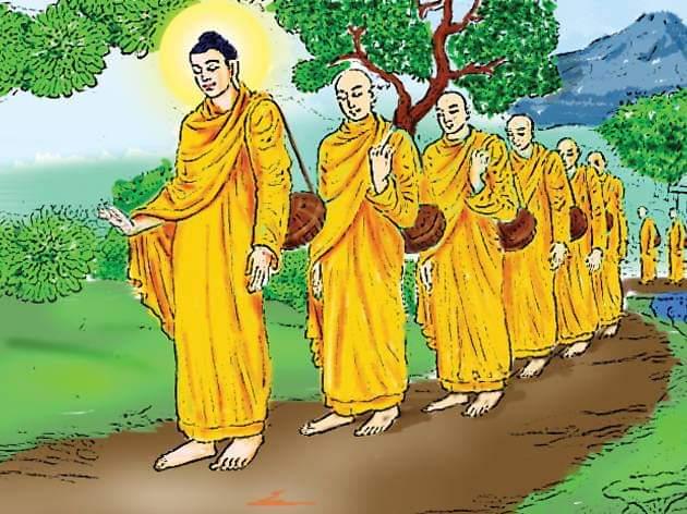 Những câu chuyện quý báu về cuộc sống người tu...xuất gia - Ajahn Fuang Jotika
