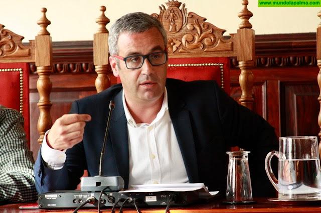 El Ayuntamiento de Santa Cruz de La Palma pide al Gobierno que dé un trato igualitario a las siete capitales insulares