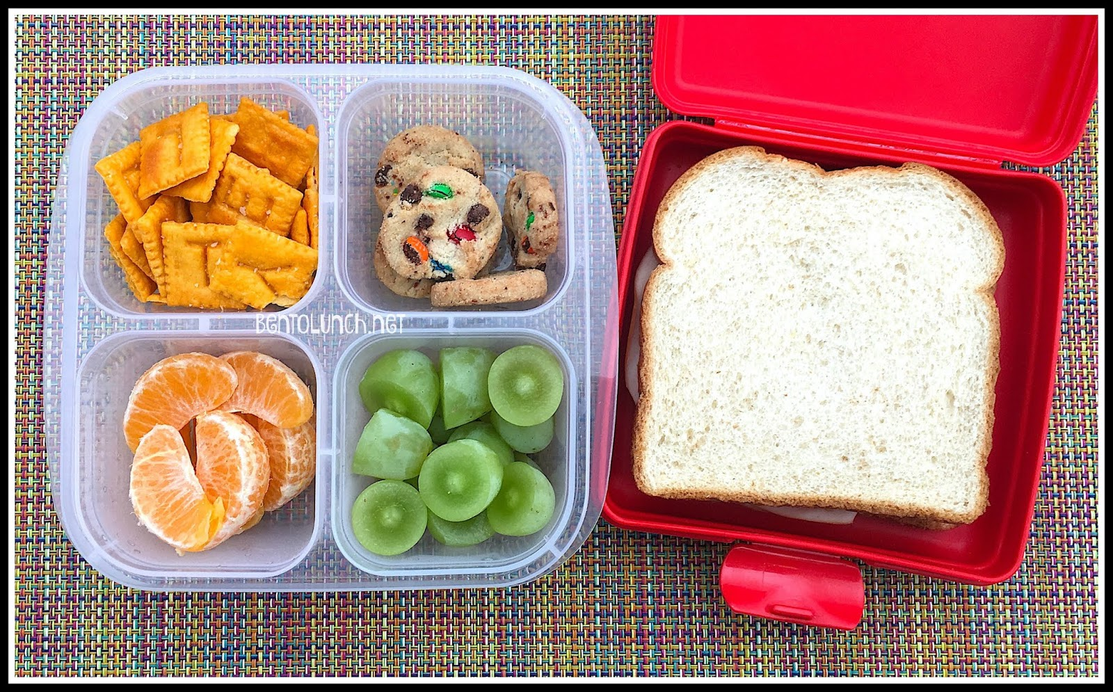 Lunch In A Box Bentolunch What S For Lunch At Our House Double Box Bento Lunch