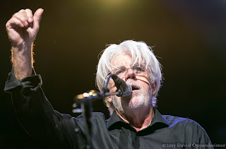 Michael McDonald performing at the Warren Haynes Christmas Jam