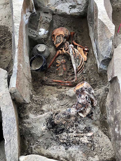 Russian archaeologists unearth 2,000 year old 'mummy'