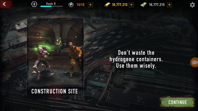 لعبة الزومبى Mad Zombies مهكرة
