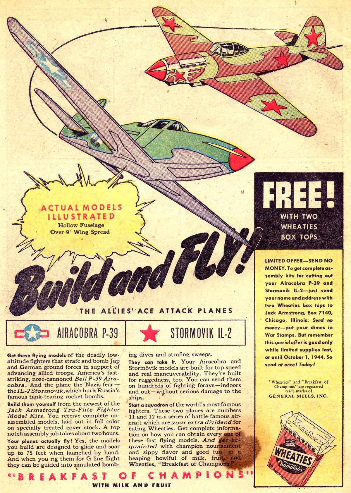 Read online All-American Comics (1939) comic -  Issue #60 - 50