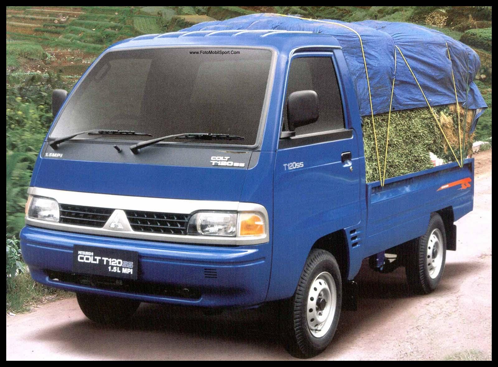 Foto Modifikasi Mobil L300 Pick Up | Modifotto