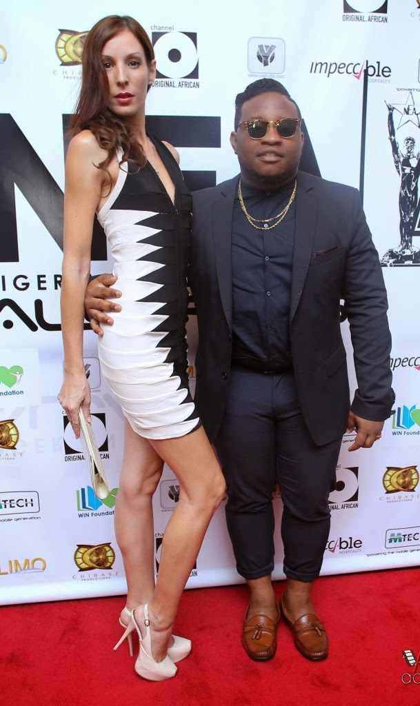 P67A9797 Red carpet photos from 2014 Nigeria Entertainment Awards