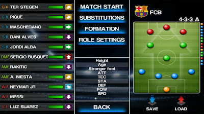 PES 2015 for Android APK + Data