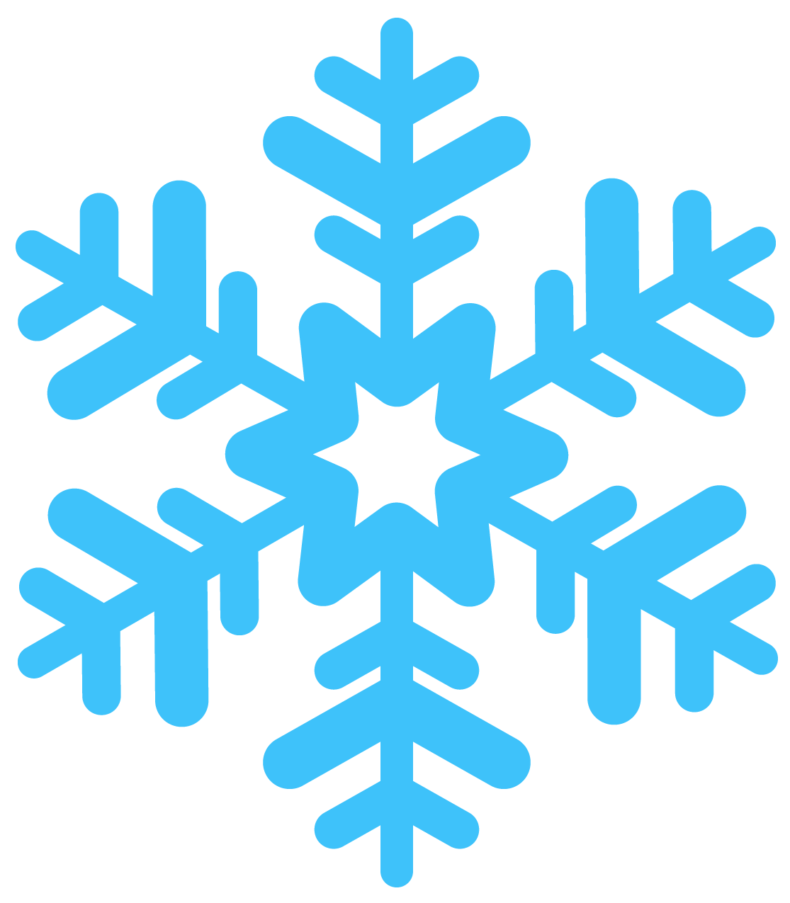 Blue Snowflakes PNG Image with Transparent Background ...   Blue Snowflakes Png