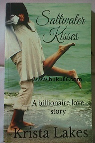 Novel Import Saltwater Kisses by krista Lakes