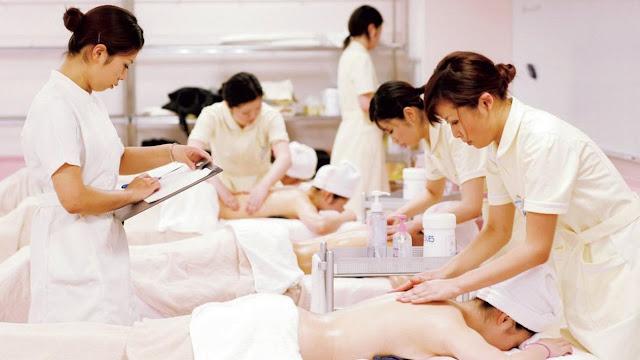đào tạo nâng cao tay nghề spa